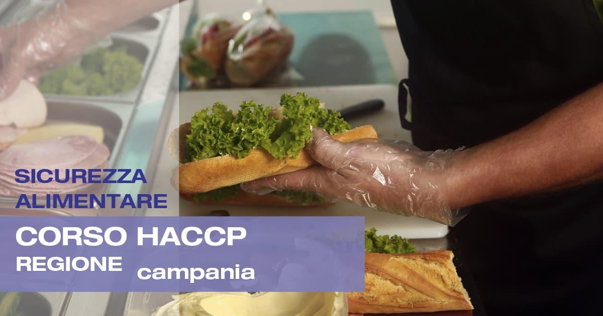 Corso Haccp Sicurezza Alimentare Regione Campania Formazione Lavoratori